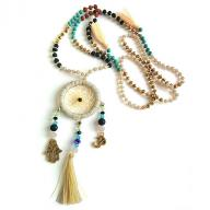 Neckless Dreamcatcher white