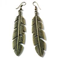 Earing Feather