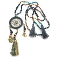 Neckless Dreamcatcher Grey