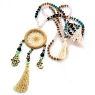 Neckless Dreamcatcher Tan