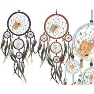 Dreamcatcher 5 rings large