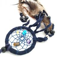 Neckless Dreamcatcher blue