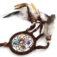 Neckless Dreamcatcher brown