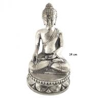 Silverplated Budha  14 cm