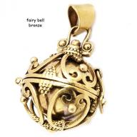 Angelbell Bronze gold color