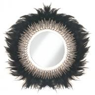 Papua Feather Mirror JuJu