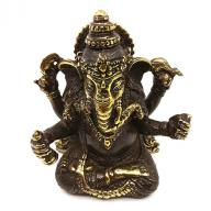 Bronze Ganesha 2color 12cm