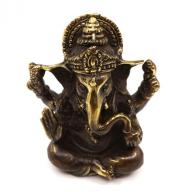 Bronze Ganesha 2color 8cm