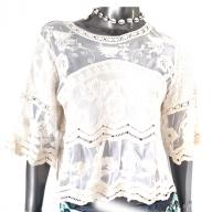 Top Blouse Fin